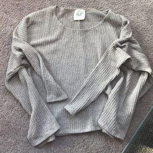 Fantastic Fawn Oversized Sweater